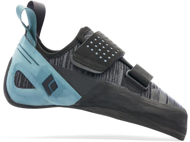 Black Diamond Zone LV - Chaussures d'escalade - gris/bleu